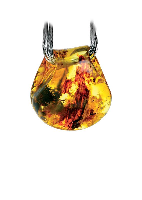 Medově žlutá barva je moderní a hodí se ke každému typu ženy a jejímu  oblečení. To je na tomto šperku dokonalé a jednoznačně nejlepší! 5545ea560aa